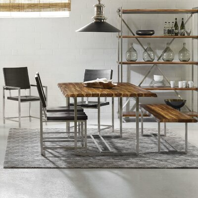 hooker dining table furniture live edge