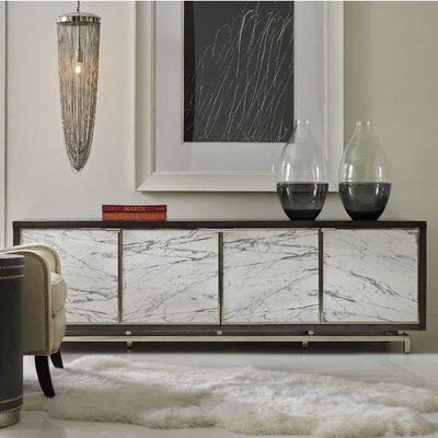 Hooker Furniture Melange Sora 4 Door Credenza | Wayfair