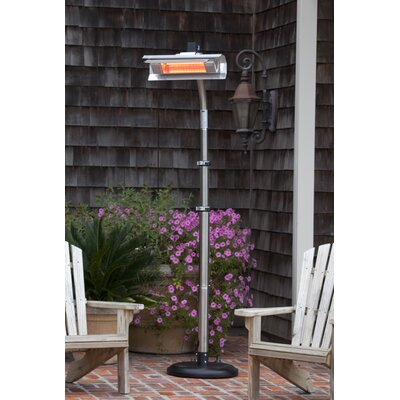 Fire Sense 1500 Watt Electric Patio Heater U0026 Reviews | Wayfair