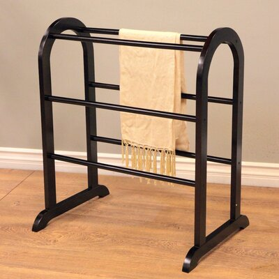 Three Posts Quilt Rack & Reviews | Wayfair : metal quilt rack - Adamdwight.com