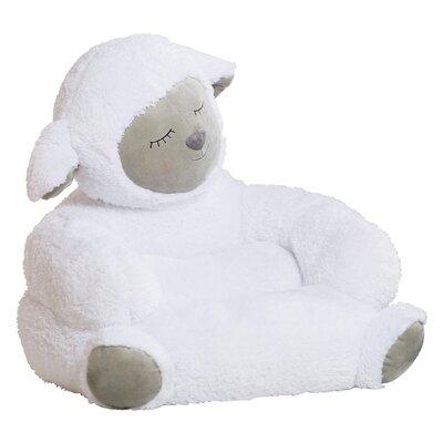Trend Lab Trend Lab Lamb Plush Character Childrenu0027s Chair U0026 Reviews    Wayfair