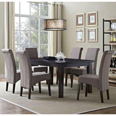 Simpli Home Avalon 7 Piece Dining Set U0026 Reviews   Wayfair