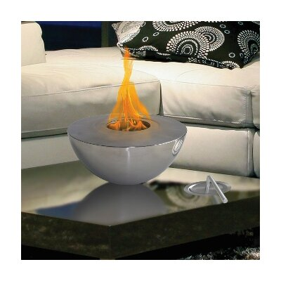 Anywhere Fireplace Sutton IndoorOutdoor Gel Fuel Tabletop