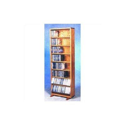 Wood Shed 800 Series 336 CD Dowel Multimedia Storage Rack U0026 Reviews |  Wayfair.ca