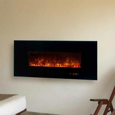 Modern Flames Dream Flame Linear Wall Mount Electric Fireplace & Reviews |  Wayfair - Modern Flames Dream Flame Linear Wall Mount Electric Fireplace