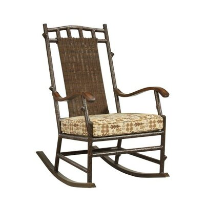 Woodard Chatham Small Rocking Chair With Cushions U0026 Reviews | Wayfair