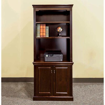 Absolute Office Harvard Bookcase Storage Cabinet