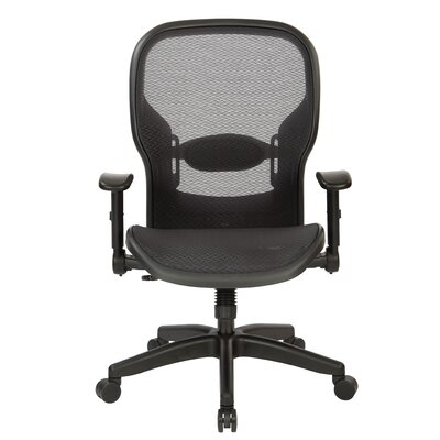 Office Star Space Seating Professional High Back Mesh Executive Chair U0026  Reviews | Wayfair