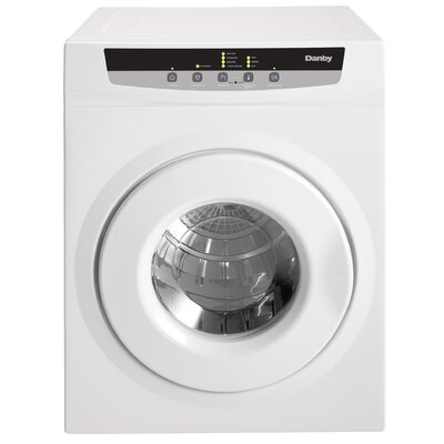 Danby Compact Clothes 3.42 Cu. Ft. Electric Dryer U0026 Reviews   Wayfair