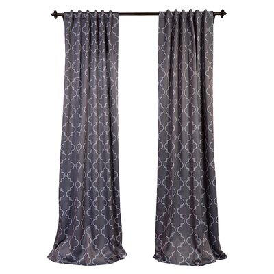 Curtains Ideas blackout curtain reviews : Half Price Drapes Seville Blackout Thermal Single Curtain Panel ...