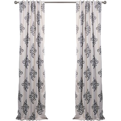 Curtains Ideas blackout curtain reviews : Half Price Drapes Tugra Blackout Thermal Single Curtain Panel ...