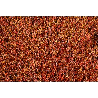 Loloi Rugs Dion Hand Tufted Orange/Red Area Rug U0026 Reviews   Wayfair