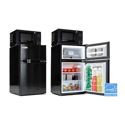 Compact Refrigerator With Freezer U0026 Reviews | Wayfair Part 77