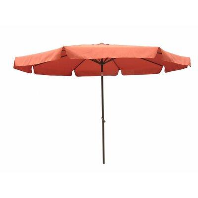 International Caravan 10u0027 St. Kitts Drape Umbrella U0026 Reviews | Wayfair