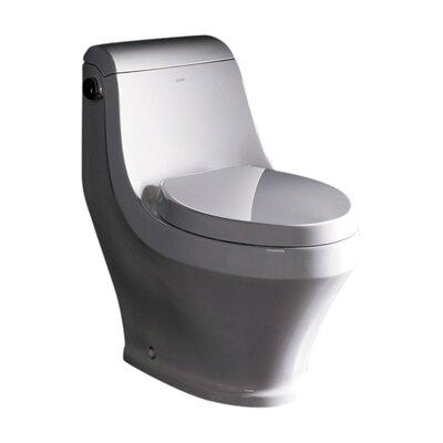ariel bath adonis 16 gpf elongated onepiece toilet u0026 reviews wayfair