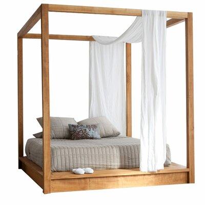 Mash Studios PCHseries Canopy Bed U0026 Reviews | Wayfair