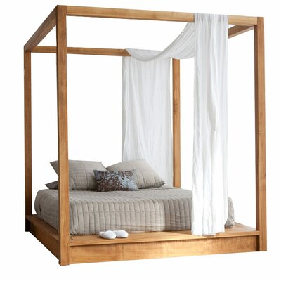 mash studios pchseries canopy bed reviews wayfair - Canopy