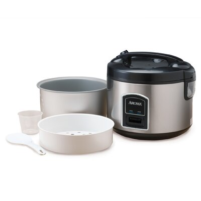 Aroma Professional Food Steamer Reviews
