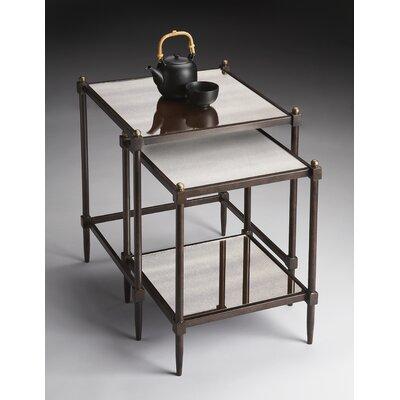 Butler Metalworks 2 Piece Nesting Tables U0026 Reviews | Wayfair