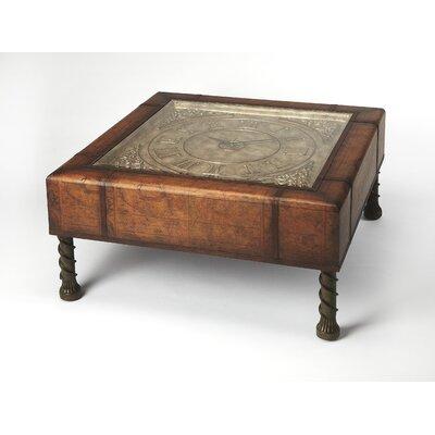 butler heritage clock coffee table & reviews | wayfair