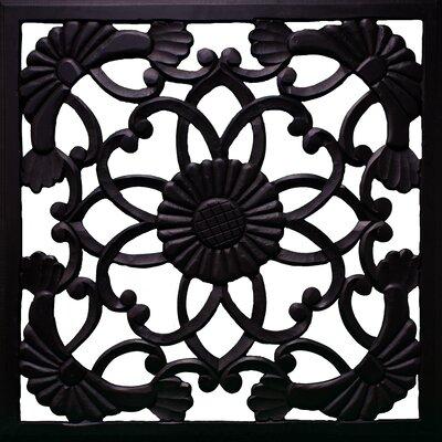 fetco home decor jayda medallion wall décor & reviews | wayfair