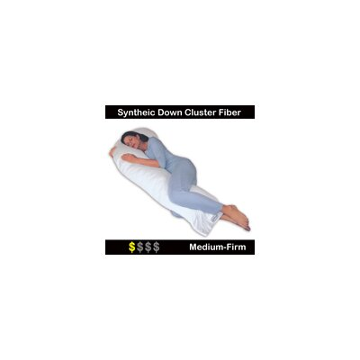 Snoozer Body Pillow Snoozeru0026reg; Dreamweaver Hypoallergenic Full Body Pillow