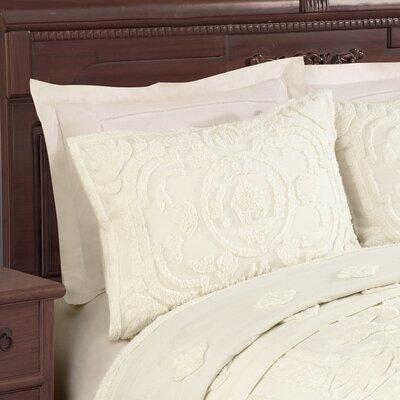 Peking Handicraft Modern Heirloom Valerie Standard Sham & Reviews Wayfair