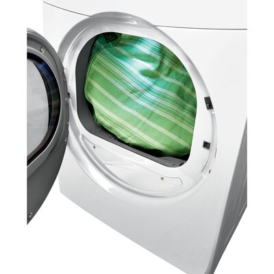 how to take apart a frigidaire front load dryer