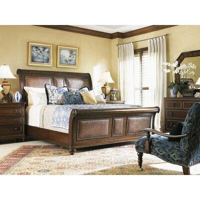 Delightful Tommy Bahama Home Landara Sleigh Configurable Bedroom Set U0026 Reviews    Wayfair