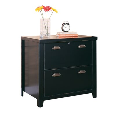Kathy Ireland Home By Martin Furniture Tribeca Loft 2 Drawer Lateral File  Cabinet U0026 Reviews | Wayfair