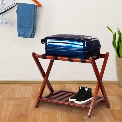 Casual Home Calvin Luggage Rack U0026 Reviews | Wayfair