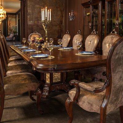 Michael Amini Platine De Royale Dining Table U0026 Reviews   Wayfair