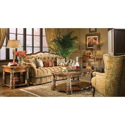 Michael Amini Villa Valencia Coffee Table Set U0026 Reviews | Wayfair