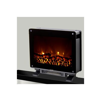 Warm House Dallas Free Standing Electric Fireplace Reviews Wayfair