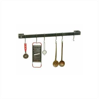 Wall Hanging Pot Rack enclume wall mounted pot rack & reviews | wayfair
