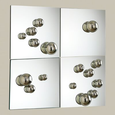 4 Piece Sphere Mirrors