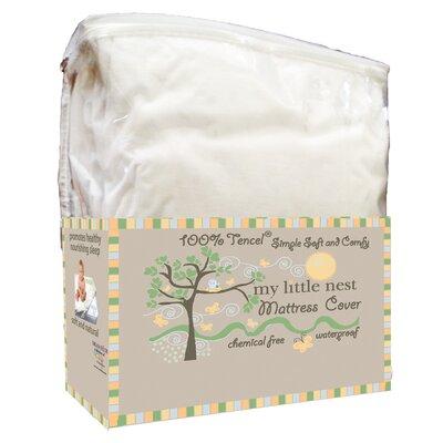 dream decor smooth top natural fiber crib mattress protector u0026 reviews wayfair