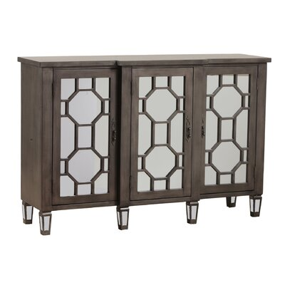 Bombay Heritage Hex Fret Sideboard U0026 Reviews | Wayfair