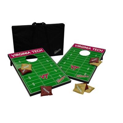 Tailgate Toss Ncaa 10 Piece Cornhole Game Set Amp Reviews