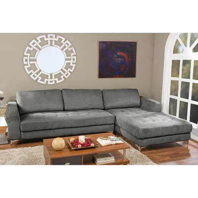 Wholesale Interiors Baxton Studio Sectiona... $646.97  sc 1 st  dealepic : 7 piece sectional couch - Sectionals, Sofas & Couches
