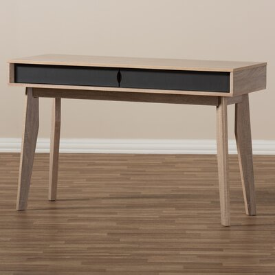George Oliver Glastenbury MidCentury Modern Writing Desk - Contemporary writing desk furniture