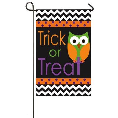 Evergreen Flag Garden Trick or Treat Owl Vertical Flag Reviews