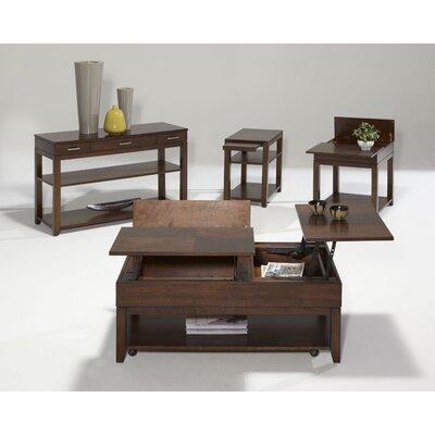 Progressive Furniture Daytona Coffee Table With Double Lift Top Reviews Wayfair