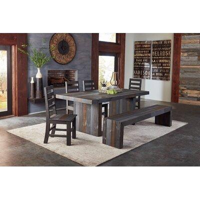 Loon Peak Hartsfield 6 Piece Dining Table Set U0026 Reviews | Wayfair