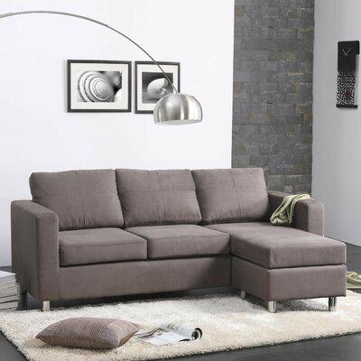 Dorel Living Sectional U0026 Reviews | Wayfair Part 78