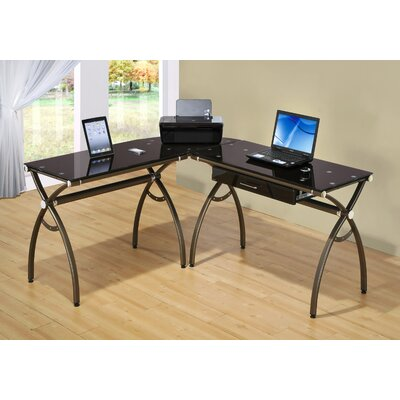 Techni Mobili L Shape Computer Desk Reviews Wayfair
