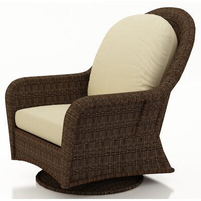 Forever Patio Winslow Swivel Glider Chair With Cushions | Wayfair