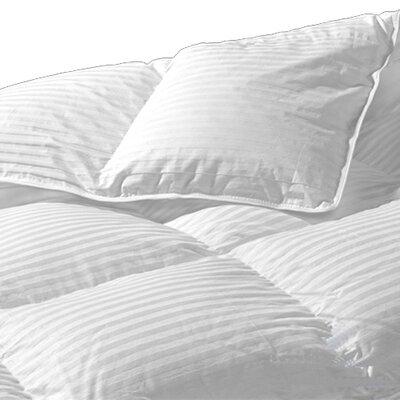 highland feather 320 thread count european summer down comforter u0026 reviews wayfair