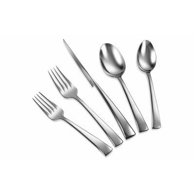zwilling ja henckels bellasera 45 piece stainless steel flatware set u0026 reviews wayfair - Ja Henckels