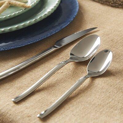 zwilling ja henckels opus 45 piece stainless steel flatware set u0026 reviews wayfair - Ja Henckels
